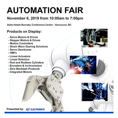 motion control automation fair