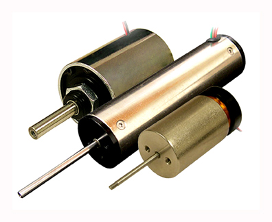 motion control ventilator actuators